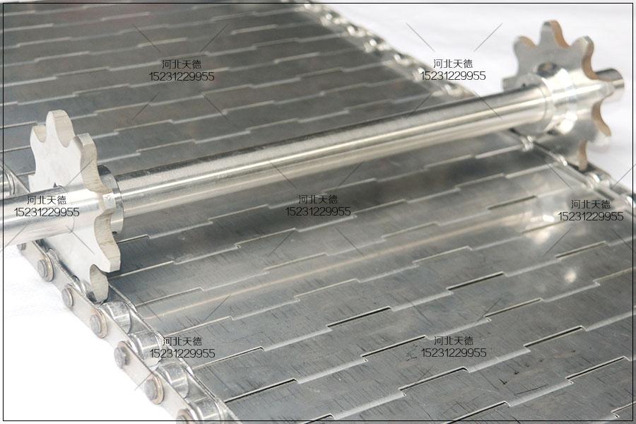 榨菜生产线金属输送带的发展