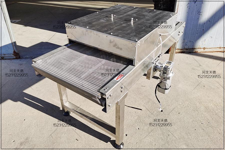 乙字型网带风干输送机冷却输送线